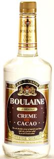 Boulaine Creme de Cocoa White 1.00l - Case of 12